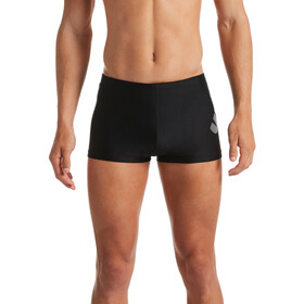Nike Swim Tilt Square Leg Shorts Men, black